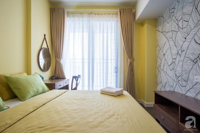 Căn hộ 70m² đặc biệt gây ấn tượng khi được thiết kế đậm chất đồng quê Việt ở quận 4, TP. HCM - Ảnh 18.