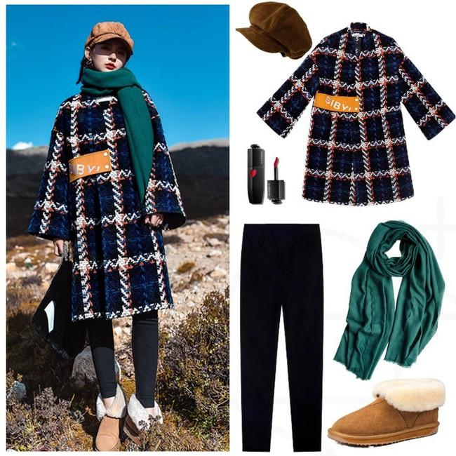 Găm ngay 20 cách mix đồ này để luôn mặc đẹp từ bây giờ đến hết Tết âm lịch  - Ảnh 12.