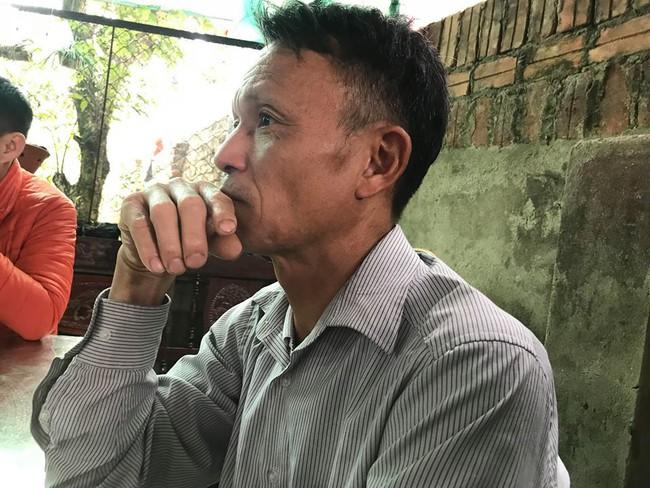 Vụ tài xế taxi tử vong nghi bị cướp: Vợ mang thai 5 tháng sốc nặng khi đi nửa đường nghe tin chồng mất - Ảnh 3.