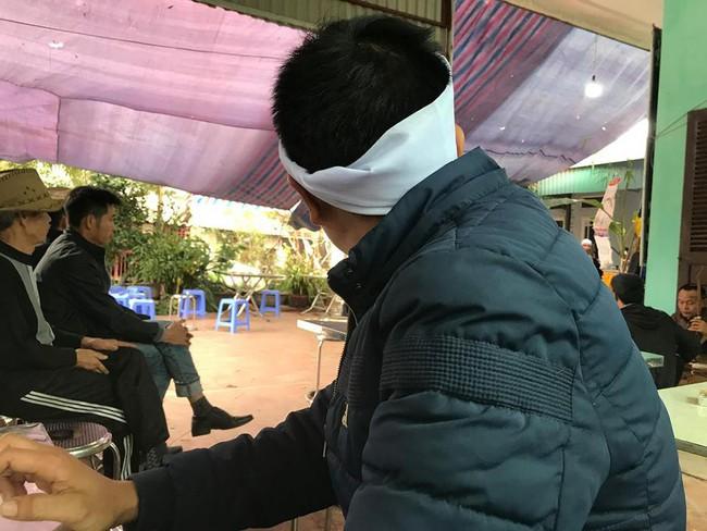 Vụ tài xế taxi tử vong nghi bị cướp: Vợ mang thai 5 tháng sốc nặng khi đi nửa đường nghe tin chồng mất - Ảnh 2.