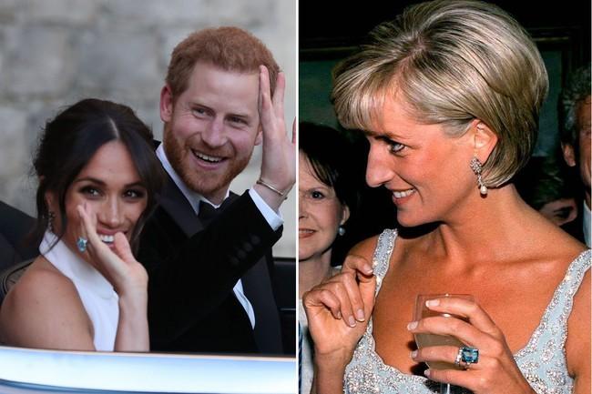 8 món trang sức Kate và Meghan được thừa hưởng từ Công nương Diana: không hoành tráng, lộng lẫy thì cũng đặc biệt tinh tế - Ảnh 3.