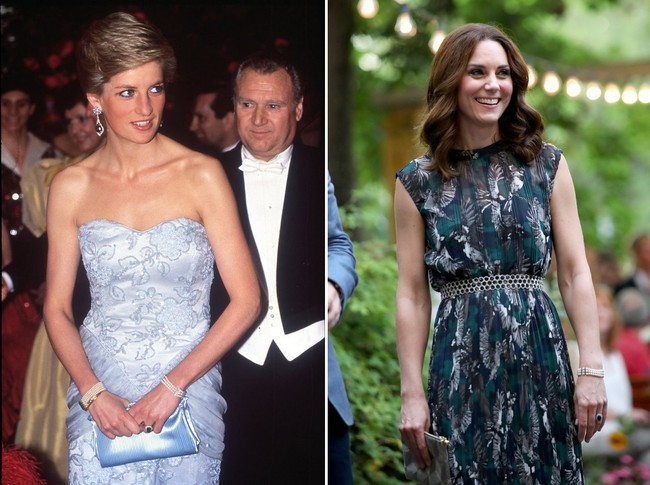 8 món trang sức Kate và Meghan được thừa hưởng từ Công nương Diana: không hoành tráng, lộng lẫy thì cũng đặc biệt tinh tế - Ảnh 6.
