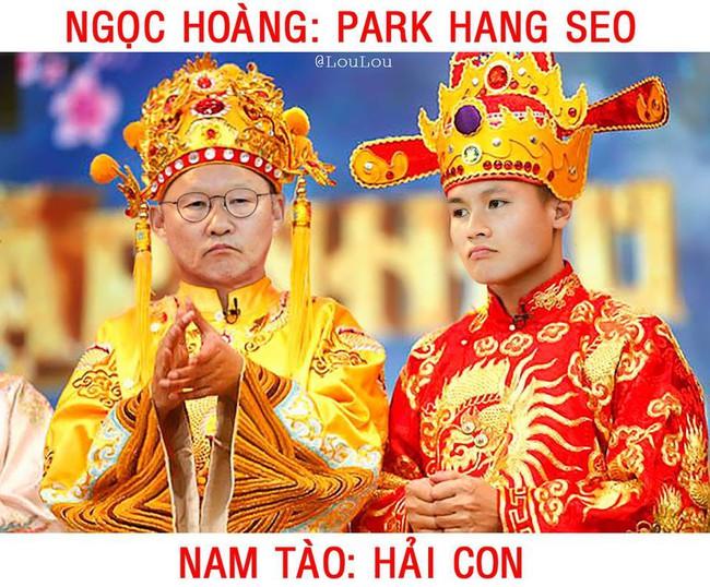 Sẽ ra sao nếu dàn trai đẹp tuyển Việt Nam đi casting Táo quân, nhìn vai Công Phượng được nhận không nhịn nổi cười - Ảnh 1.