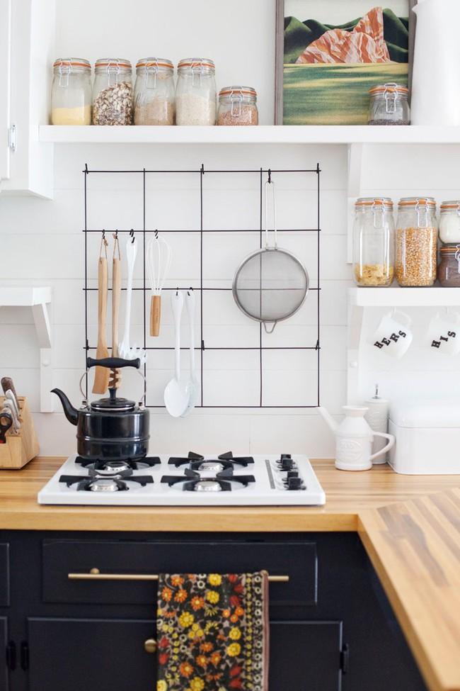Tận dụng đồ cũ để trang trí cho căn bếp thêm ấn tượng dịp năm mới - Ảnh 6.