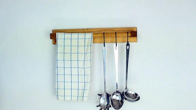 Tận dụng đồ cũ để trang trí cho căn bếp thêm ấn tượng dịp năm mới - Ảnh 12.