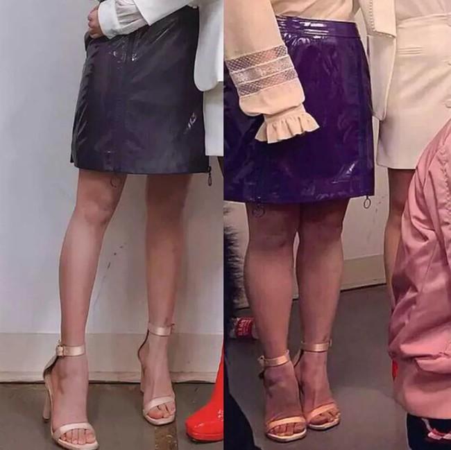 Triệu Vy, Dương Mịch, Angela Baby bị óc mẽ đôi chân thiếu nuột nà… trong loạt ảnh trước – sau photoshop - Ảnh 2.