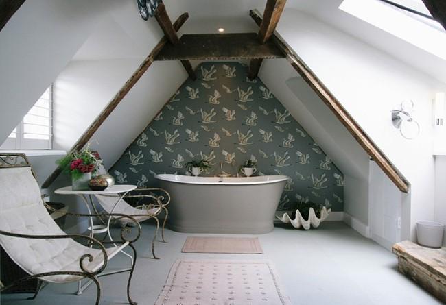 20 ý tưởng cần học ngay để có một phòng tắm đẹp sang trọng và lãng mạn trong dịp năm mới - Ảnh 3.