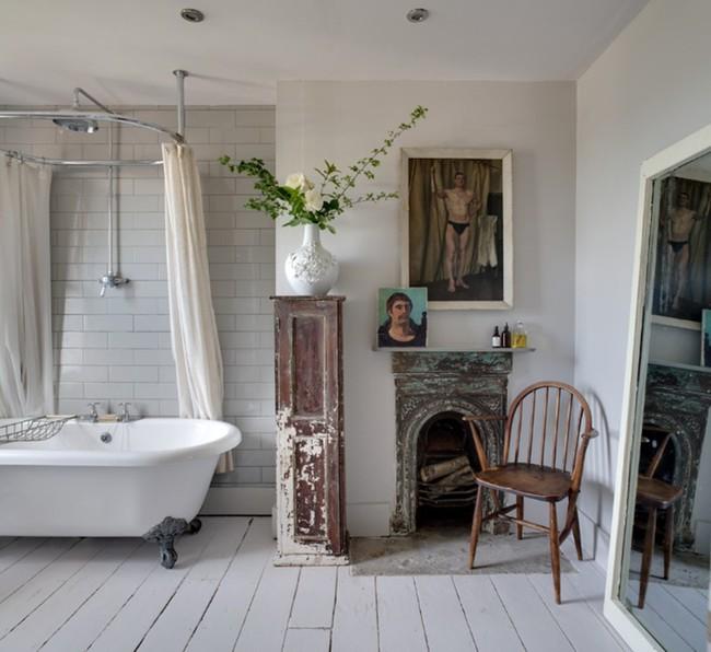 20 ý tưởng cần học ngay để có một phòng tắm đẹp sang trọng và lãng mạn trong dịp năm mới - Ảnh 4.