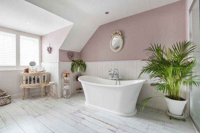 20 ý tưởng cần học ngay để có một phòng tắm đẹp sang trọng và lãng mạn trong dịp năm mới - Ảnh 12.