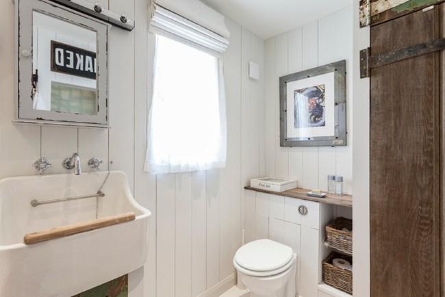 20 ý tưởng cần học ngay để có một phòng tắm đẹp sang trọng và lãng mạn trong dịp năm mới - Ảnh 16.