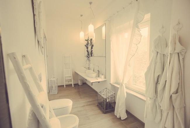 20 ý tưởng cần học ngay để có một phòng tắm đẹp sang trọng và lãng mạn trong dịp năm mới - Ảnh 17.