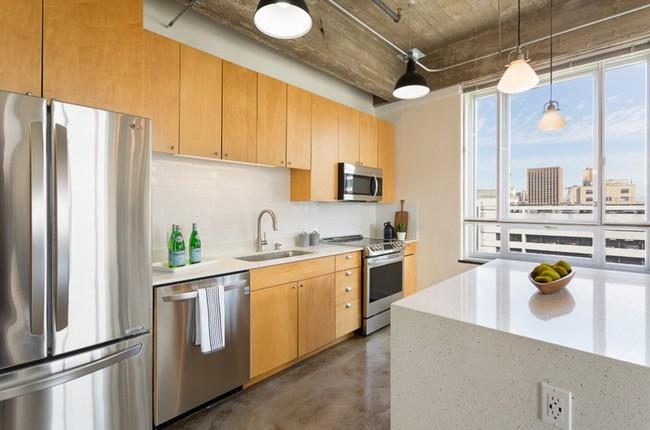10 góc bếp nhỏ xinh được decor sáng tạo dành cho những căn hộ có diện tích khiêm tốn - Ảnh 10.