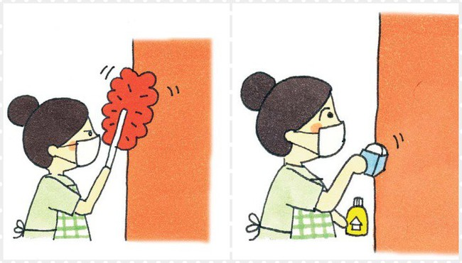 Dọn dẹp phòng ngủ tinh tươm đón năm mới trong nháy mắt - Ảnh 3.