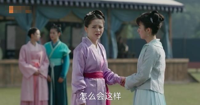 Tưởng ai xa lạ, hóa ra chị em tốt của Triệu Lệ Dĩnh lại là mỹ nhân quen mặt này  - Ảnh 3.