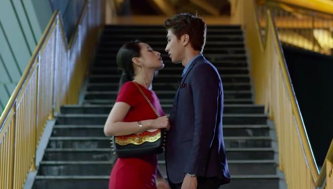 Lan Ngọc yêu Bình An, nhưng Chi Pu lại là người hôn môi anh chàng này  - Ảnh 6.
