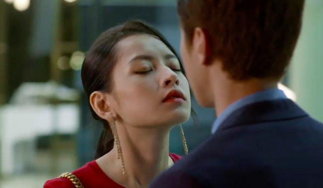 Lan Ngọc yêu Bình An, nhưng Chi Pu lại là người hôn môi anh chàng này  - Ảnh 7.