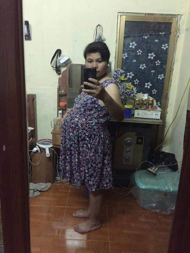 Vừa sinh mổ được 28 ngày thì con mất, mẹ trẻ lại có bầu luôn sau 3 tháng và đối mặt với bao hiểm nguy - Ảnh 4.