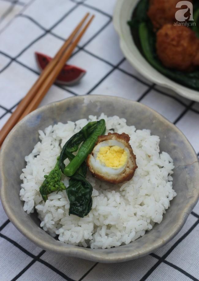 Chỉ một lần làm thử món trứng bọc thịt theo cách này, không ngờ nó lại trở thành món tủ của gia đình tôi - Ảnh 11.