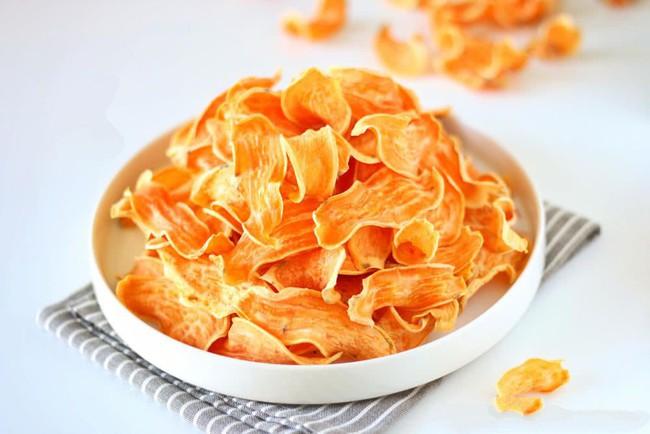 Ăn vặt lành mạnh không lo tăng cân với khoai lang sấy giòn tan  - Ảnh 6.