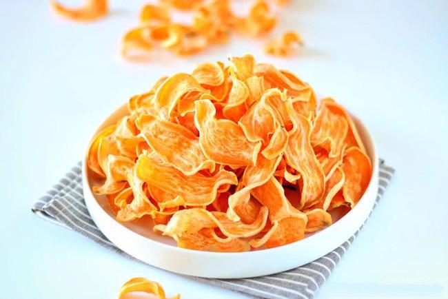 Ăn vặt lành mạnh không lo tăng cân với khoai lang sấy giòn tan  - Ảnh 1.