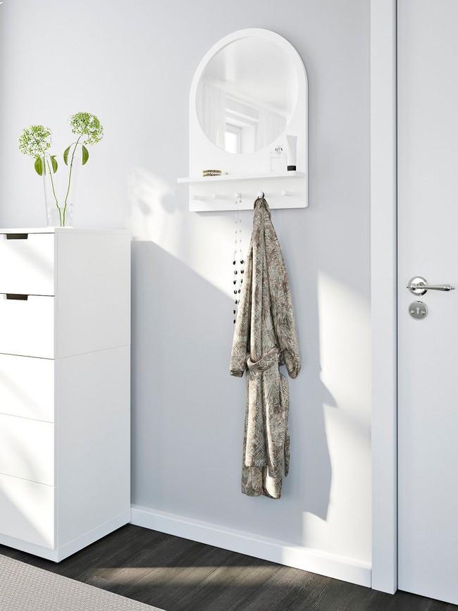 8 món nội thất có giá rẻ bất ngờ bạn có thể mua để lưu trữ tối đa cho phòng ngủ có diện tích nhỏ - Ảnh 5.