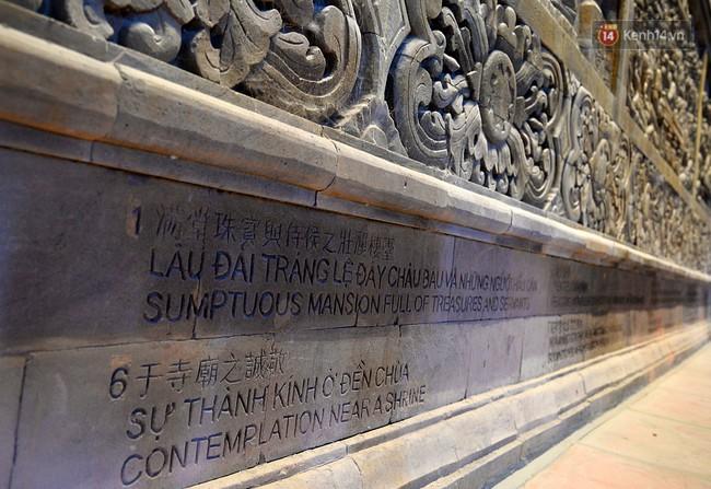 Cận cảnh ngôi chùa lớn nhất Việt Nam - Nơi sẽ đặt báu vật thiên thạch mặt trăng 600.000 USD được đấu giá từ Mỹ - Ảnh 12.