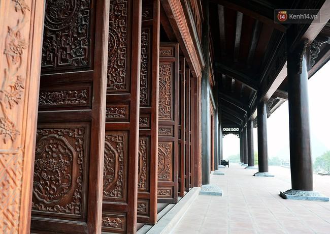 Cận cảnh ngôi chùa lớn nhất Việt Nam - Nơi sẽ đặt báu vật thiên thạch mặt trăng 600.000 USD được đấu giá từ Mỹ - Ảnh 13.