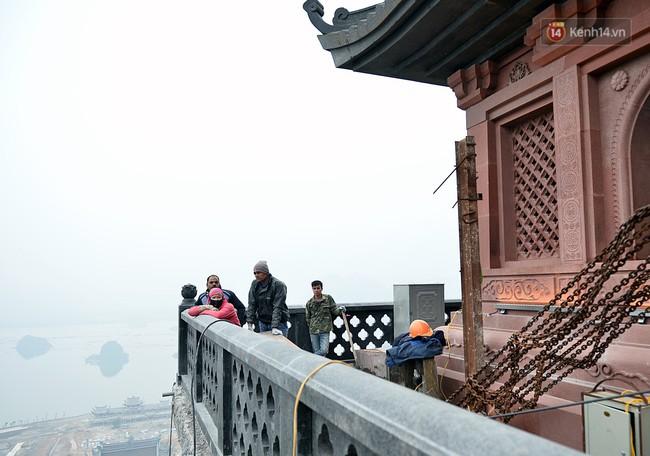Cận cảnh ngôi chùa lớn nhất Việt Nam - Nơi sẽ đặt báu vật thiên thạch mặt trăng 600.000 USD được đấu giá từ Mỹ - Ảnh 17.