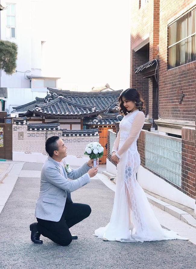 Vừa làm lành 1 tháng, MC Hoàng Linh lại làm vị hôn phu nổi giận, phản ứng của anh khiến cô thấy hãi vô cùng - Ảnh 4.