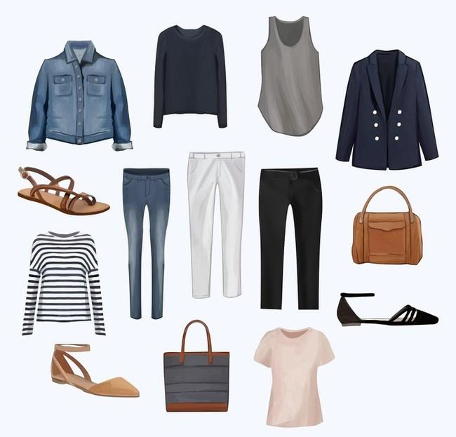5 mẹo chọn trang phục cực đơn giản giúp chị em khỏi đau đầu suy nghĩ vì không có gì để mặc - Ảnh 7.