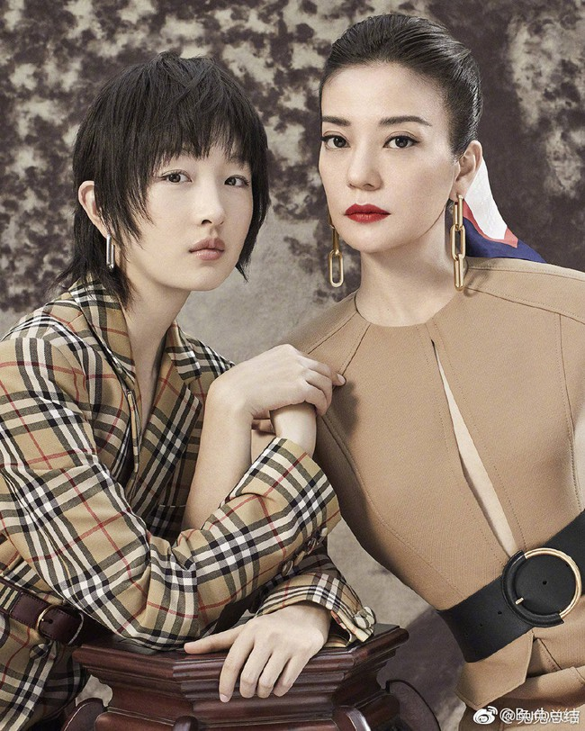 """Đổi kiểu tóc và makeup, Triệu Vy khiến dân tình xôn xao: người khen thời thượng, người chê """"Én nhỏ mà như Diều hâu"""" - Ảnh 2."""