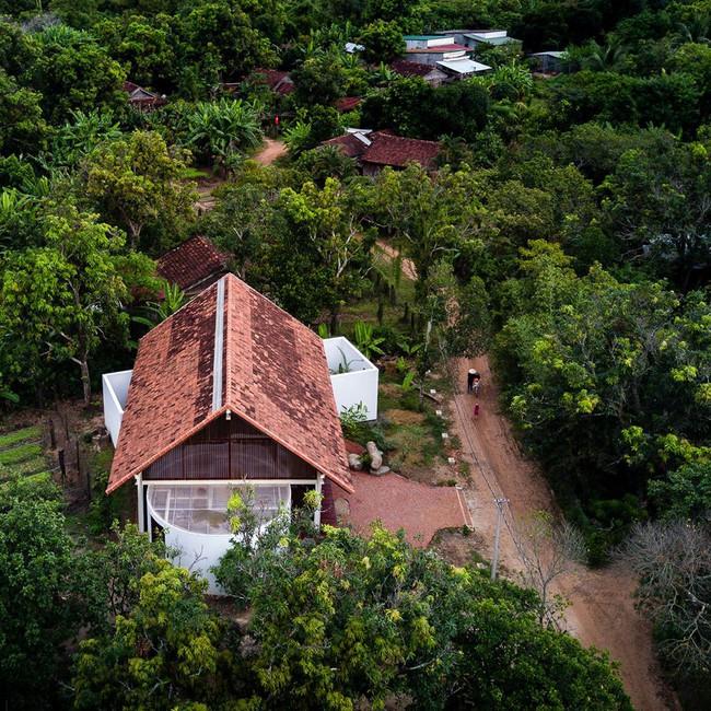 Ngôi nhà tuyệt vời giữa đại ngàn Đắk Lắk