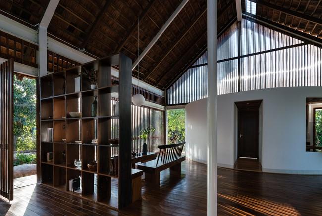 Ngôi nhà mái ngói trên thiết kế chẳng giống ai, nhưng khám phá rồi ai cũng phải ước ao ở Đắk Lắk - Ảnh 7.