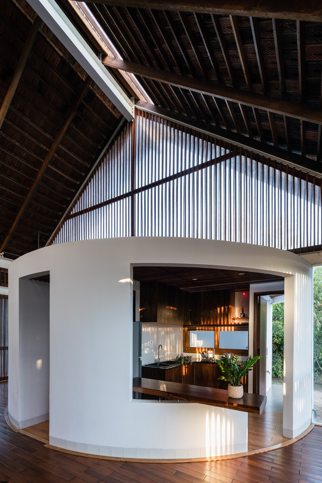 Ngôi nhà mái ngói trên thiết kế chẳng giống ai, nhưng khám phá rồi ai cũng phải ước ao ở Đắk Lắk - Ảnh 12.