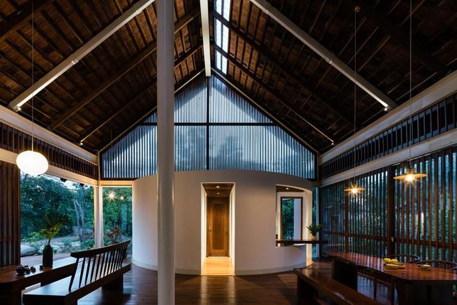 Ngôi nhà mái ngói trên thiết kế chẳng giống ai, nhưng khám phá rồi ai cũng phải ước ao ở Đắk Lắk - Ảnh 11.
