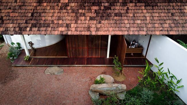 Ngôi nhà mái ngói trên thiết kế chẳng giống ai, nhưng khám phá rồi ai cũng phải ước ao ở Đắk Lắk - Ảnh 4.