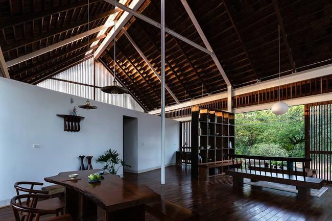Ngôi nhà mái ngói trên thiết kế chẳng giống ai, nhưng khám phá rồi ai cũng phải ước ao ở Đắk Lắk - Ảnh 6.