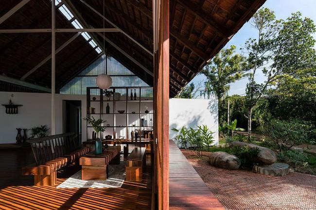 Ngôi nhà mái ngói trên thiết kế chẳng giống ai, nhưng khám phá rồi ai cũng phải ước ao ở Đắk Lắk - Ảnh 5.