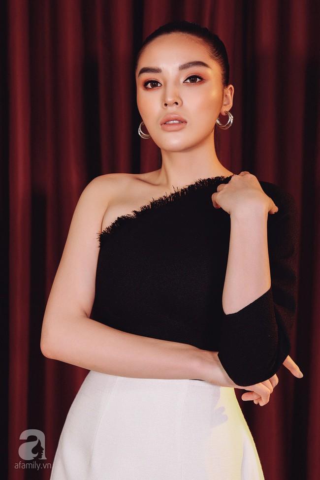 Hoa hậu Kỳ Duyên: Tôi từng yêu 3 người, không quan trọng họ có tiền hay không  - Ảnh 2.