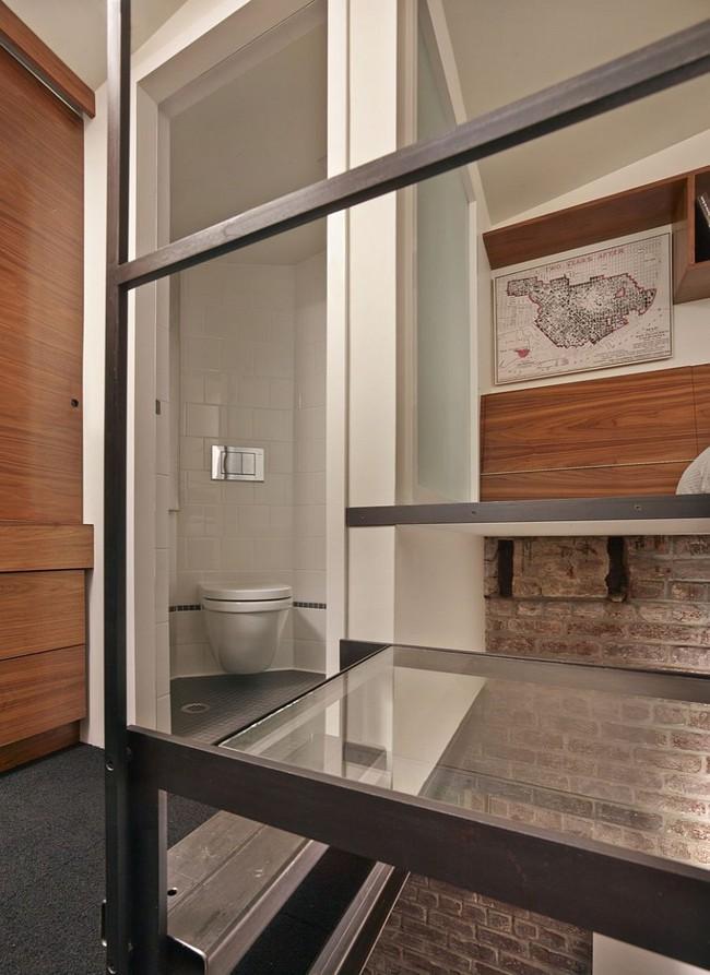 5 ý tưởng xây dựng phòng tắm trong căn hộ nhỏ giúp tối đa hóa không gian - Ảnh 10.