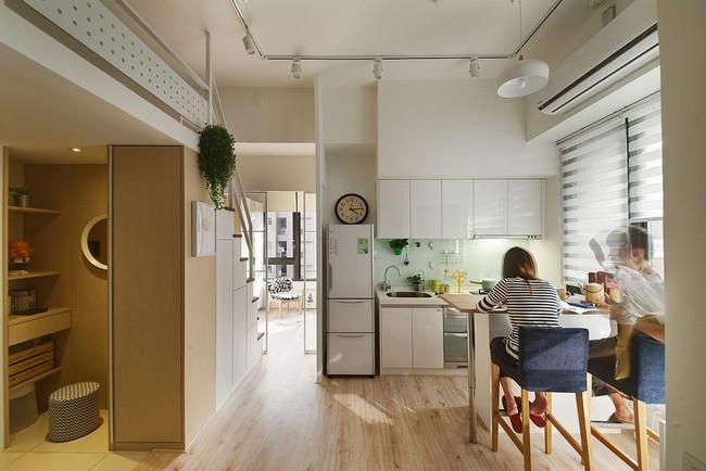 5 ý tưởng xây dựng phòng tắm trong căn hộ nhỏ giúp tối đa hóa không gian - Ảnh 11.