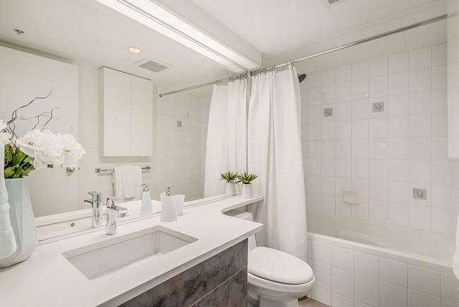 5 ý tưởng xây dựng phòng tắm trong căn hộ nhỏ giúp tối đa hóa không gian - Ảnh 17.