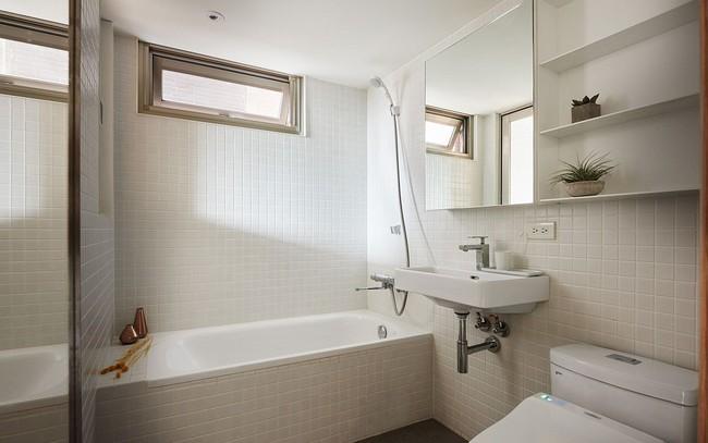 5 ý tưởng xây dựng phòng tắm trong căn hộ nhỏ giúp tối đa hóa không gian - Ảnh 18.