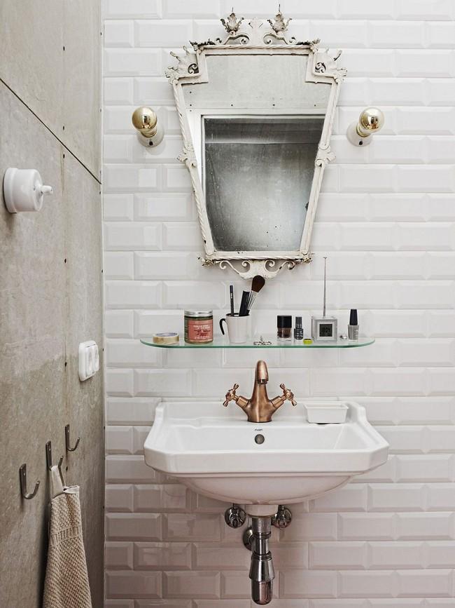 5 ý tưởng xây dựng phòng tắm trong căn hộ nhỏ giúp tối đa hóa không gian - Ảnh 21.