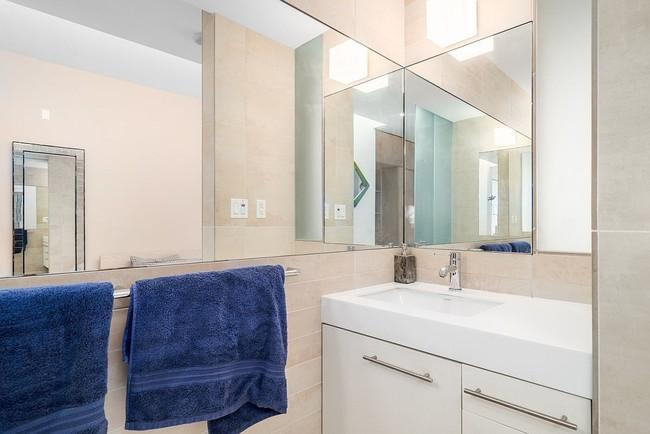 5 ý tưởng xây dựng phòng tắm trong căn hộ nhỏ giúp tối đa hóa không gian - Ảnh 5.