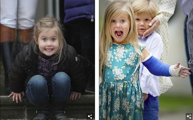 Hai bé sinh đôi Hoàng gia Đan Mạch gây sốt với vẻ đẹp lung linh khiến George và Charlotte nước Anh cũng bị lu mờ - Ảnh 4.