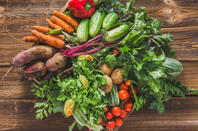 Vụ Thu - Đông sẽ không mất công sức và tiền bạc mua rau củ bên ngoài vì gia đình bạn đã có những bữa ăn tươi ngon nhất nhờ biết trồng các loại rau này trong vườn - Ảnh 1.