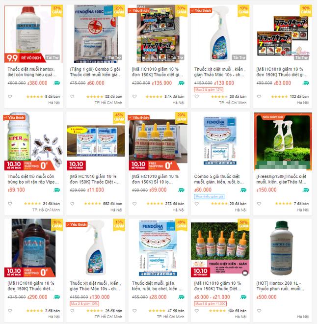 Đây là các sản phẩm bạn có thể mua ngay lập tức để bảo vệ bản thân khỏi kiến ba khoang  - Ảnh 9.