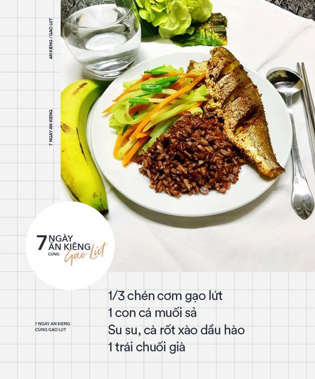 7 ngày ăn kiêng giảm cân với 7 thực đơn gạo lứt ngon - sạch - lành mạnh - Ảnh 4.