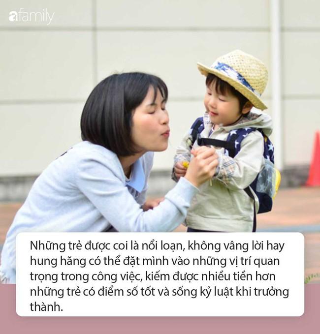 Bố mẹ nên ăn mừng đi là vừa: Nghiên cứu chỉ ra, những đứa trẻ bướng bỉnh có xu hướng thành công hơn trẻ ngoan ngoãn - Ảnh 2.